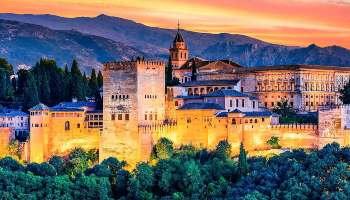 Granada Tren Al Andalus