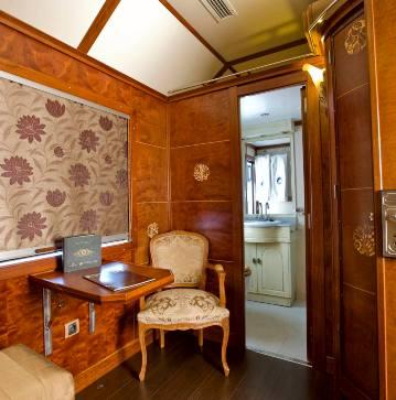 Suite Deluxe del Tren Al Andalus