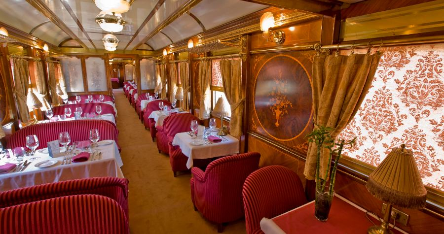 Restaurante Tren Al Andalus